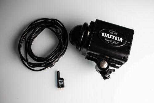 Paul C Buff Einstein 640WS Flash Unit (Flash Only)