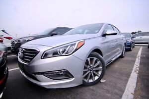 2016 Hyundai Sonata LIMITED, NAVI, LEATHER, PANO SUNROOF, EMERGE