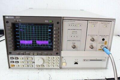 Hp 70004a 70903a 70902a 70900a Spectrum Analyzer 100 Hz - 2.9 Ghz Calibrated