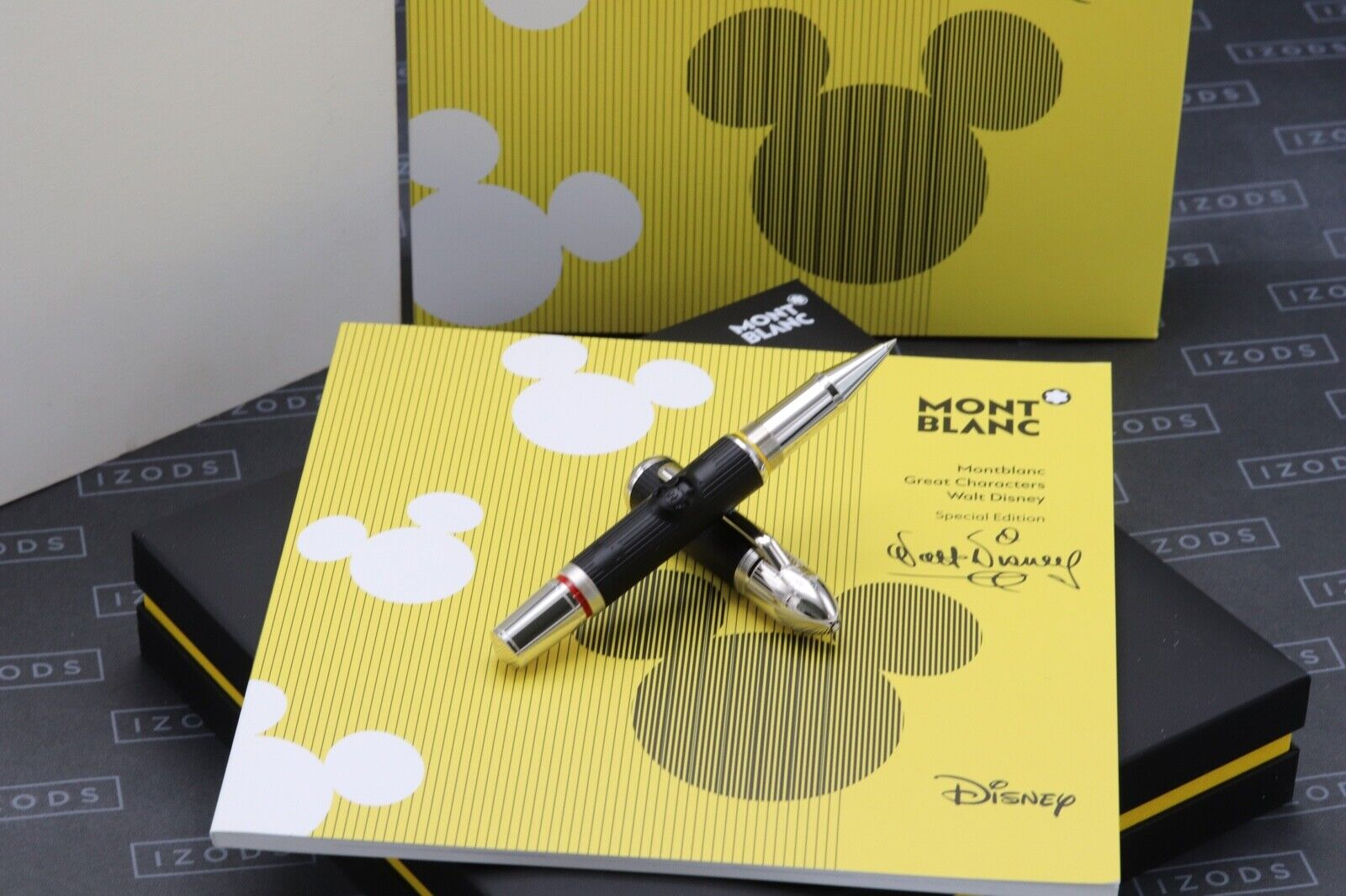 Montblanc Great Characters Walt Disney Special Edition Rollerball Pen - UNUSED