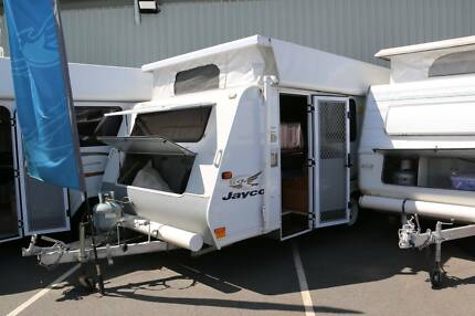 2005 JAYCO FREEDOM 16.52- 1 POP TOP - STOCK #770 Oaks Estate Queanbeyan Area Preview