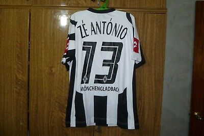 Borussia Mönchengladbach Lotto Football Shirt #13 Ze Antonio Home 2006/2007 Sz S image