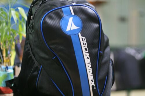 ProKennex Racquetball Bag BLACK BLUE WHITE COLOR BACK PACK 2019
