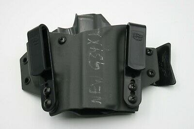 T.Rex Arms Glock 43x Sidecar Appendix Rig Kydex Holster New! -left