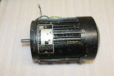 Bodine Motor 42r5bfs1  16 Hp 1700 Rpm 115v