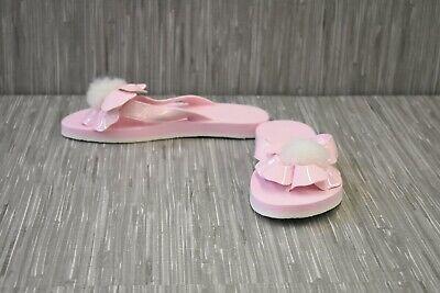 **UGG Kids Poppy 1092718K Flip Flop, Big Girl's Size 6, Pink NEW