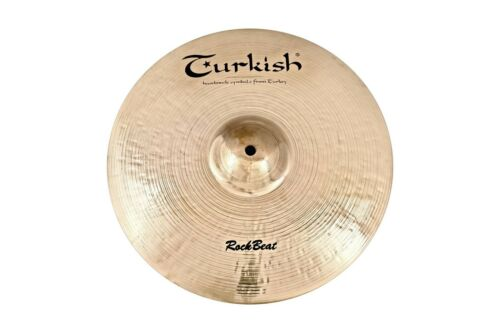 Turkish Cymbals Rock Beat Hi-hats, 14