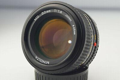 Minolta MD 50mm 1:1.4 Milota MD Mount # 5446 segunda mano  Embacar hacia Spain