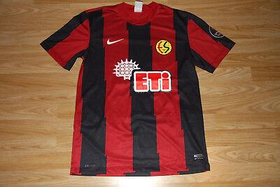 Eskisehirspor Match Worn shirt Rodrigo Tello Matchworn Turkey Chille