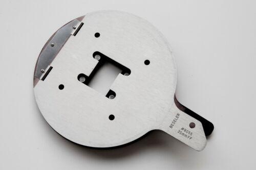 BESELER # 8055 FF Negative Carrier Holder 35mm FILM for Beseler 23C FULL FRAME