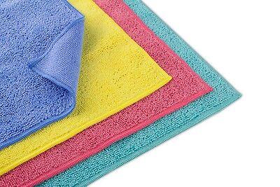 - Faser (MJ Texpia 10/20/30stk Microfasertücher Mikrofasertuch Frottee Allzweck 38x38cm)