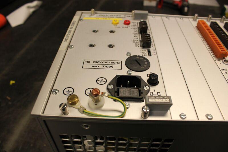 Optronic Power Supply 729.302.43