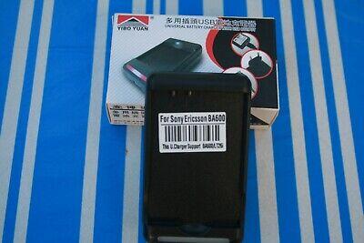 Sony Ericsson Xperia U (ST25/ST25I) Mobile Phone - BA600 USB Battery Charger...