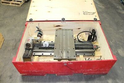 D.g. Ricci Corporation Gt080403 End Mill Tooling Tablemill