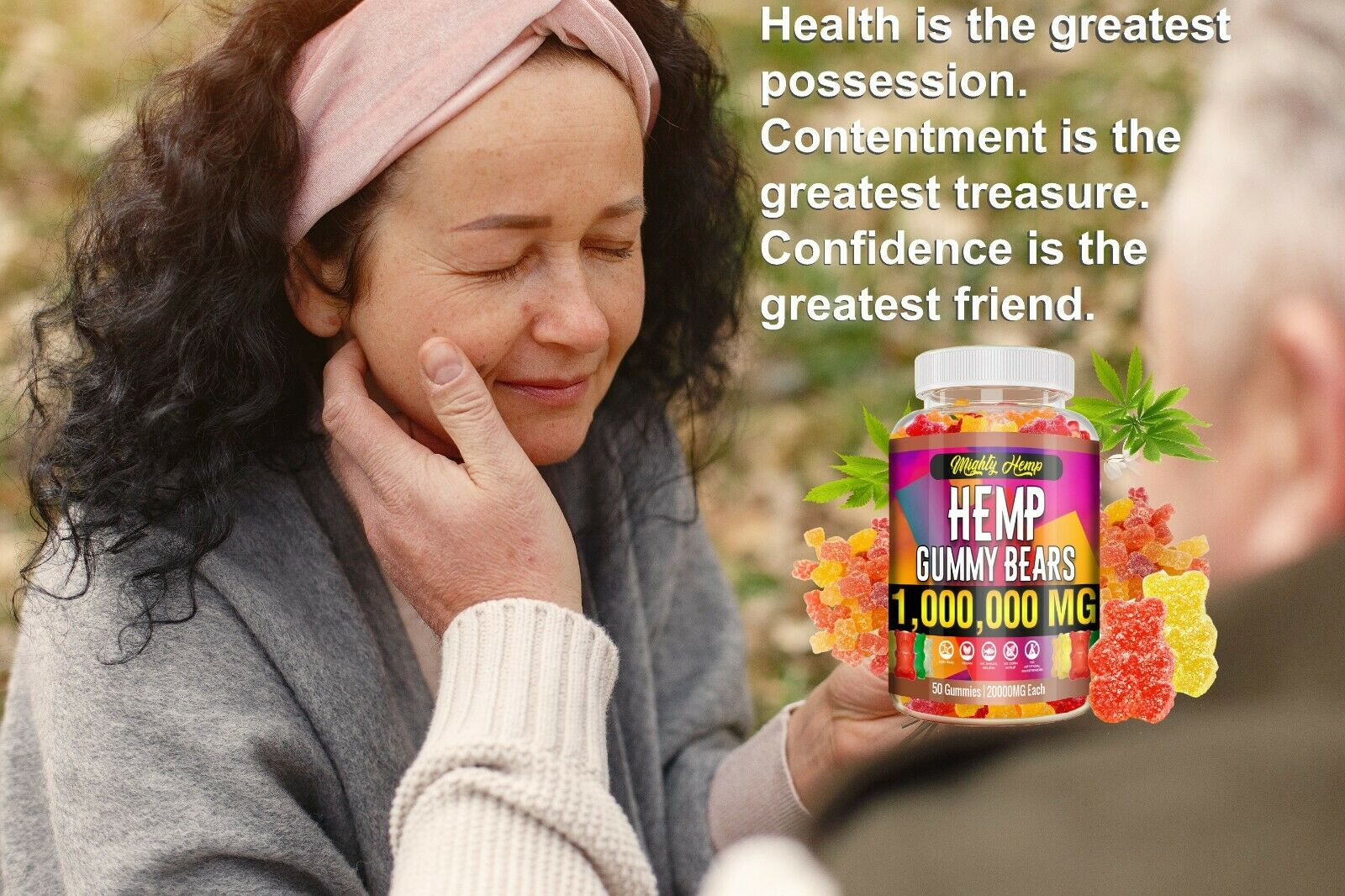 Best Hemp Oil Drops for Pain Relief, Stress, Sleep PURE & ORGANIC Vitamin 5