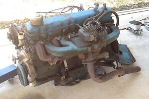 Complete running 245 Valiant Chrysler Hemi engine and driveline Beerwah Caloundra Area Preview