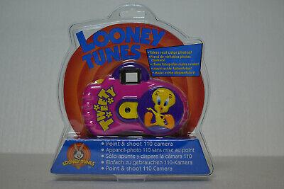 Cámara de Fotos Looney Tunes Tweety - 110 Camera - 1998