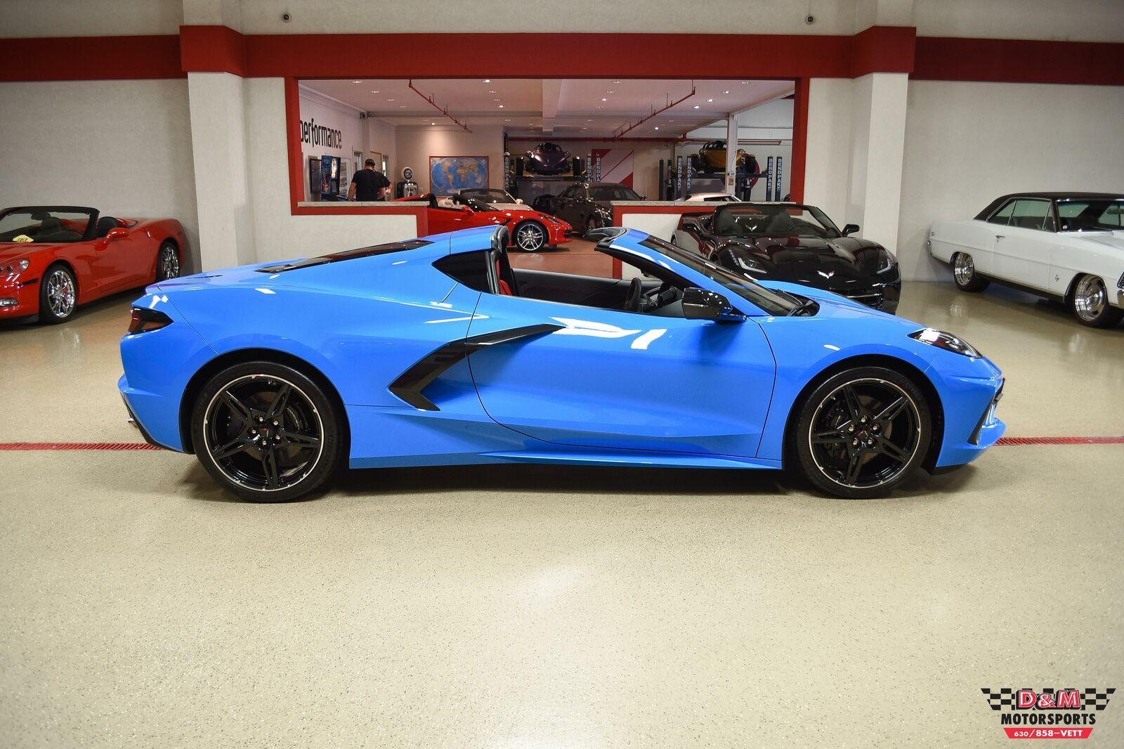 2020 Blue Chevrolet Corvette Stingray  | C7 Corvette Photo 7