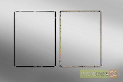 iPad 2 Display Mittel Rahmen Gehäuse Middle Frame Housing Cover Bezel Schwarz Bezel Frame Cover