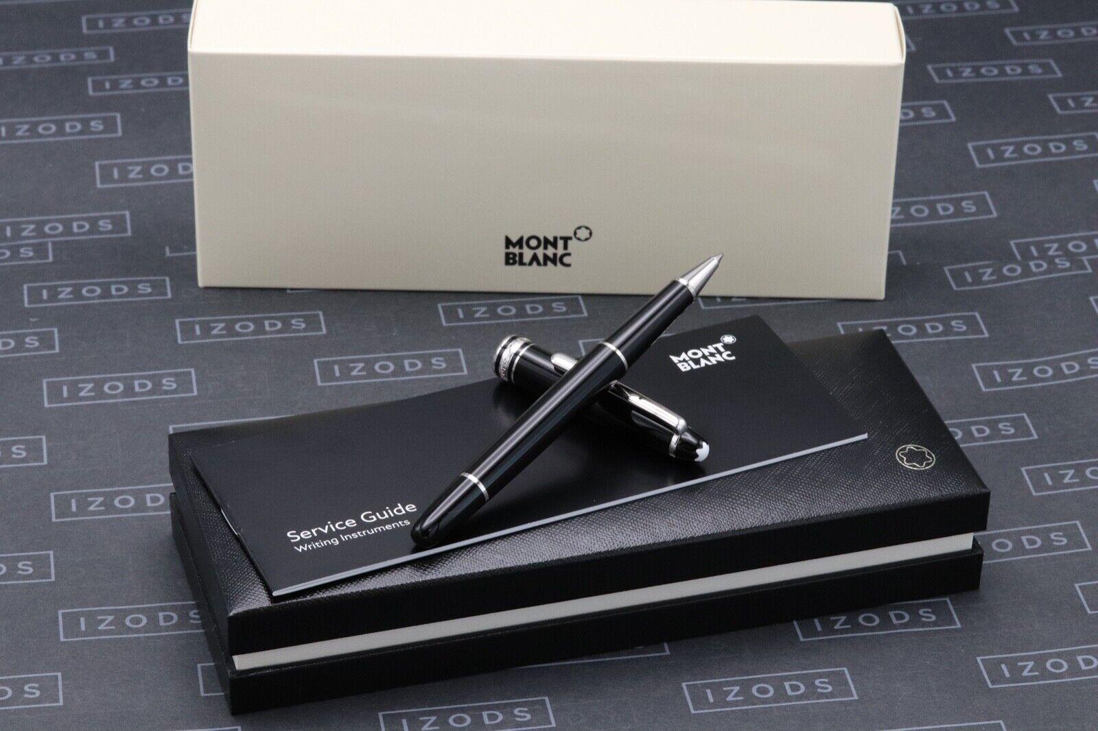 Montblanc Meisterstück Classique 163 Platinum Line Rollerball Pen
