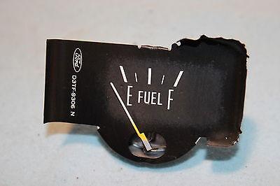 73 74 75 76 77 78  Ford pickup dash fuel gas gauge