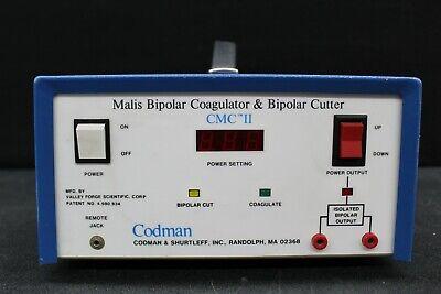 Codman Malis Cmc Ii Bipolar Coagulator Bipolar Cutter
