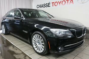 2012 BMW 750i xDrive Executive pkg