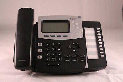 Lot Of 10 Digium D50 4-line Hd Voice Backlit Lcd Sip Voip Speaker Phones