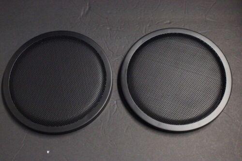 "2 Speakers cover 8"" Car Speaker Steel Mesh Sub Woofer Subwoofer Grill Cover"