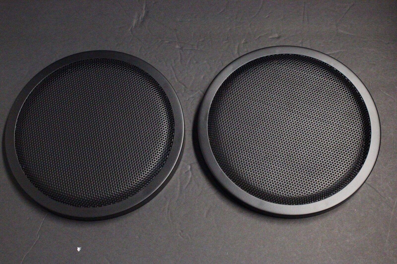 Imc 4 Speakers Cover 8 Car Speaker Steel Mesh Sub Woofer Subwoofer Grill