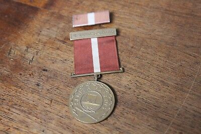 WWII era USCG US Coast Guard Good Conduct Medal with ribbon bar set Coast Guard Good Conduct Ribbon