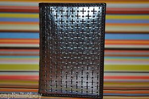 Paul-Smith-PS-PERFORATED-STAR-Credit-Card-Wallet-New