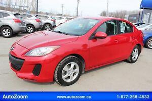 2013 Mazda Mazda3 GX *LIQUIDATION*