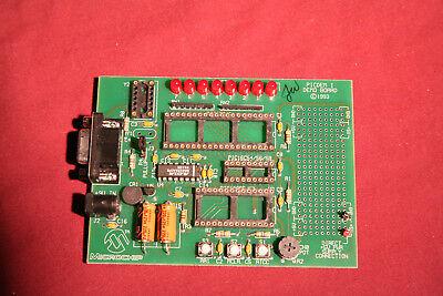Microchip Picdem 1 Demo Board Dm 163001 04-01339