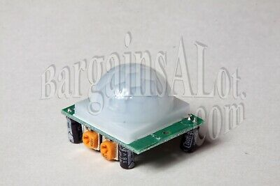 Brand New Hc-sr501 Infrared Pir Motion Sensor Module For Arduino Raspberry Pi