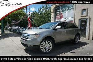 2008 Ford Edge Limited AWD CUIR TOIT PANORAMIC
