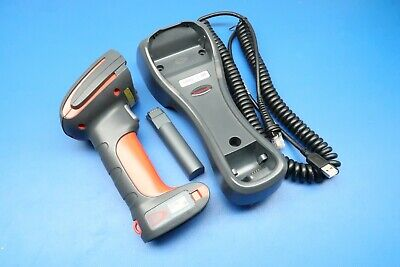 Honeywell Granit 1911i 1911ier-3-n Usb Barcode Scanner Kit Cradle And Usb Cable
