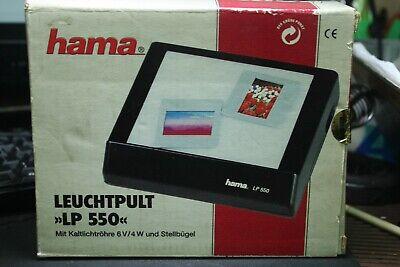LEUCHTPULT  LP500  LIGHF BOX  FILM