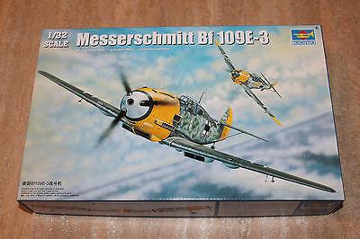 Trumpeter 02288 Messerschmitt Bf 109E-3 1:32 NEU OVP