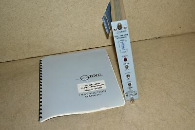 Bnc Berkeley Nucleonics Corp Model 8088 Ieee Gpib Interface - New Tp1068