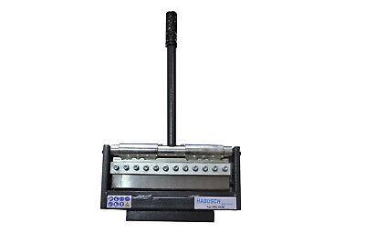 Abkantmaschine 610mm x 1 mm Abkantbank Kantpresse manuell FM010J 01953