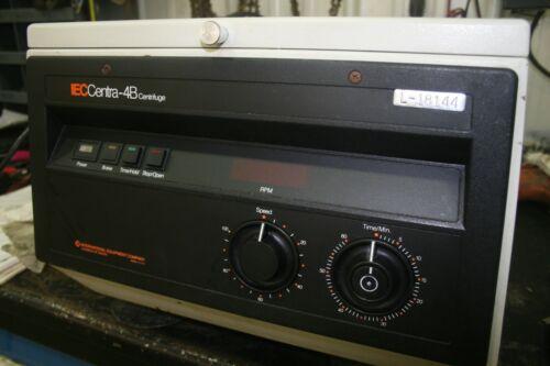 IEC Centra 4B Centrifuge works excellent 4600 RPM max