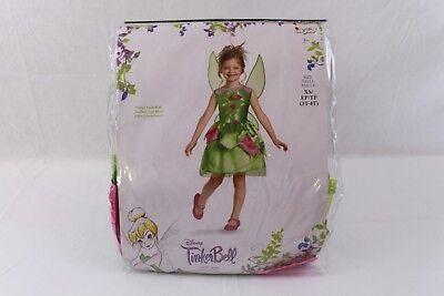 Kid's Disney Tinker Bell Costume Size 3T-4T