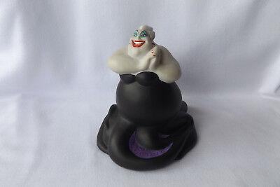 Disney The Little Mermaid  Ursula The Sea Witch Porcelain Figurine