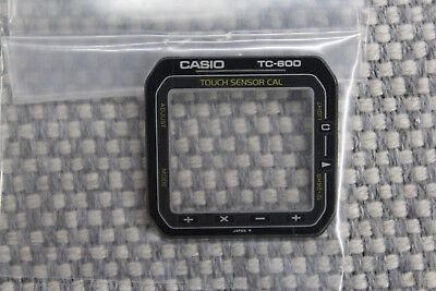 Casio TC-600 Vintage Crystal NOS RARE