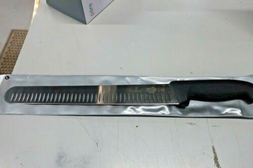 "Victorinox 12"" Granton Edge Slicing/Carving Knife"