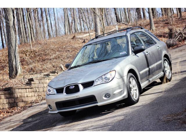 2007 Impreza Outback Sport, Symmetrical AWD, Auxiliary Input, Low Miles