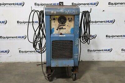Miller Sr-200 Tig Welder 200 Amp