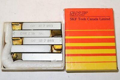 10 Pcs Skf Dormer Tools Ar-7 Ar7 Grade 883 Carbide Brazed Tool Bits Canada
