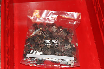 X10 Tip31a Genuine Harris Semiconductor Bjt Npn 60v 3a 40w 3mhz Factory Nos 1990